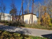 Дегтярск, площадь Ленина. хозяйственный корпус
