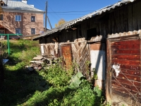 Дегтярск, улица Литвинова. хозяйственный корпус