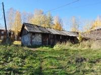 Дегтярск, улица Шевченко. хозяйственный корпус