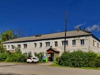 Пышма, улица Ленина, дом 219А. многоквартирный дом