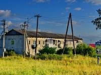 Пышма, улица Тюменская, дом 1. многоквартирный дом