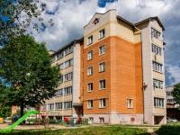 Вязьма, улица Матросова, дом 4. многоквартирный дом