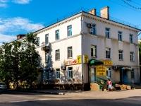 Вязьма, улица 25 Октября, дом 27. многоквартирный дом