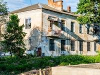 Вязьма, улица Парижской Коммуны, дом 15. многоквартирный дом