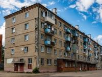 Вязьма, улица Спортивная, дом 3. многоквартирный дом