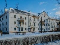 Вязьма, площадь Ефремова, дом 3. многоквартирный дом