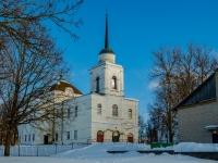 , st Lenin, house 11. church