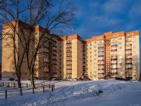 , st Kalinin, house 1. Apartment house