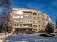 , Kalinin st, house 4. Apartment house