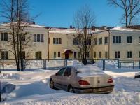 , Kalinin st, house 5. nursery school