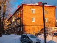 , Mashinistov st, 房屋 7. 公寓楼