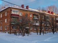 , Mashinistov st, 房屋 11. 公寓楼