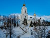 , 大教堂 Свято-Троицкий кафедральный собор, Nagorny alley, 房屋 1