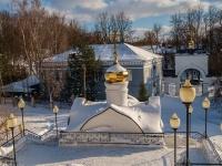 , 教堂 Свято-Троицкого кафедрального собора, Nagorny alley, 房屋 1 к.2