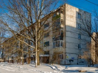 , Sverdlov st, house 10. Apartment house