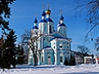Religious building of Tambov