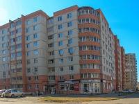 Тамбов, улица Магистральная, дом 33А. многоквартирный дом