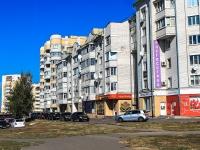 Тамбов, улица Магистральная, дом 35. многоквартирный дом
