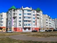 Тамбов, улица Магистральная, дом 35А. многоквартирный дом