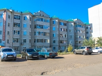 Тамбов, улица Магистральная, дом 35Г. многоквартирный дом