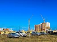 Тамбов, улица Чичерина, дом 7/СТР. строящееся здание жилой дом