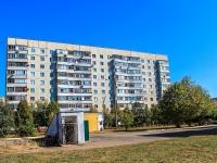 Tambov,  , house 18. Apartment house