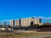 Тамбов, улица Сабуровская, дом 2Б. строящееся здание жилой дом
