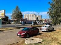 Тамбов, улица Сабуровская, дом 2А. строящееся здание жилой дом