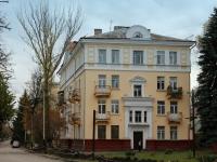 Тамбов, улица Комсомольская, дом 1. многоквартирный дом