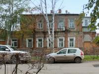 Тамбов, улица Комсомольская, дом 4. многоквартирный дом