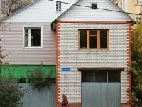 Тамбов, улица Комсомольская, дом 5. индивидуальный дом