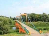 Тамбов, улица Набережная. мост