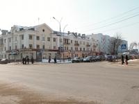 Tambov, st Karl Marks, house 154. Apartment house