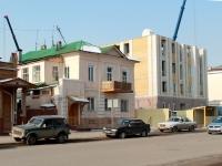 Tambov, st Karl Marks, house 154/6. Apartment house