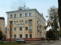 Tambov, st Maksim Gorky, house 2А. Apartment house