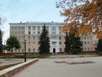 Тамбов, улица Максима Горького, дом 2. офисное здание