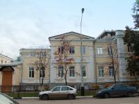 Тамбов, улица Максима Горького, дом 6. школа №10