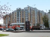 Tambov, st Maksim Gorky, house 16. Apartment house