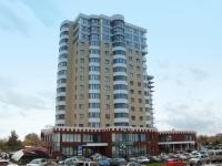 Tambov, st Maksim Gorky, house 20. Apartment house