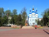 Тамбов, Максима Горького ул, дом 3