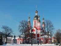 улица Максима Горького, house 3 к.1. церковь