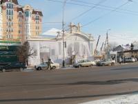 улица Советская, дом 81. здание на реконструкции