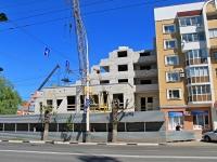 Тамбов, улица Советская, дом 17А. строящееся здание