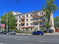Тамбов, улица Советская, дом 19А. многоквартирный дом