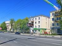 Тамбов, улица Советская, дом 19Б. многоквартирный дом