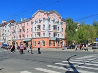 Тамбов, улица Советская, дом 21. многоквартирный дом