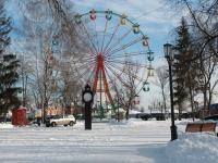 улица Советская. парк ПКиО