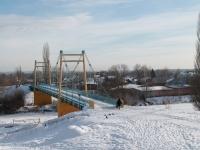 улица Советская. мост Пешеходный