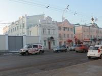 улица Советская, дом 122А. памятник архитектуры Здание городской богадельни и лечебницы