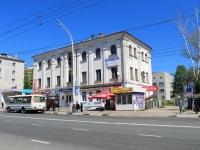 Тамбов, улица Советская, дом 7. многофункциональное здание